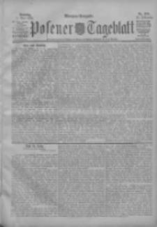 Posener Tageblatt 1904.05.01 Jg.43 Nr203