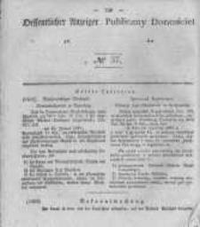 Oeffentlicher Anzeiger zum Amtsblatt No.37 der Königl. Preuss. Regierung zu Bromberg. 1841