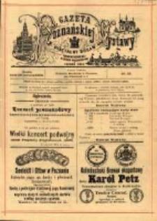 Gazeta Poznańskiej Wystawy : oficyalny organ Prowincyonalnej Wystawy Przemysłowej. 1895 nr25