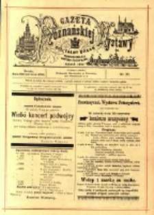 Gazeta Poznańskiej Wystawy : oficyalny organ Prowincyonalnej Wystawy Przemysłowej. 1895 nr32