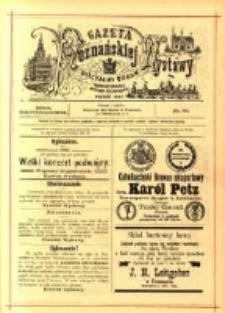 Gazeta Poznańskiej Wystawy : oficyalny organ Prowincyonalnej Wystawy Przemysłowej. 1895 nr84