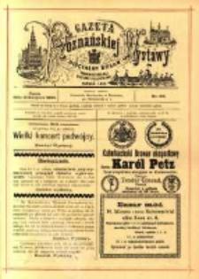 Gazeta Poznańskiej Wystawy : oficyalny organ Prowincyonalnej Wystawy Przemysłowej. 1895 nr88