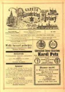 Gazeta Poznańskiej Wystawy : oficyalny organ Prowincyonalnej Wystawy Przemysłowej. 1895 nr100