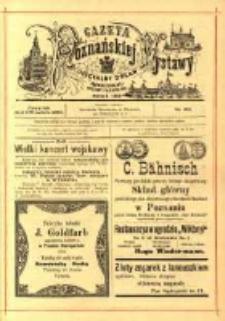 Gazeta Poznańskiej Wystawy : oficyalny organ Prowincyonalnej Wystawy Przemysłowej. 1895 nr103