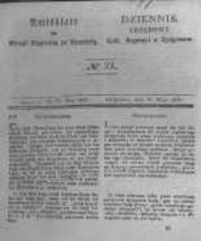 Amtsblatt der Königlichen Preussischen Regierung zu Bromberg. 1841.05.27 No.21
