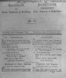 Amtsblatt der Königlichen Preussischen Regierung zu Bromberg. 1841.09.09 No.36