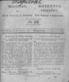 Amtsblatt der Königlichen Preussischen Regierung zu Bromberg. 1841.12.30 No.52
