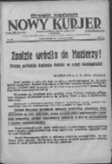 Nowy Kurjer: dziennik poświęcony sprawom politycznym i społecznym 1938.10.02 R.49 Nr226