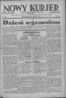 Nowy Kurjer: dziennik poświęcony sprawom politycznym i społecznym 1938.11.06 R.49 Nr255