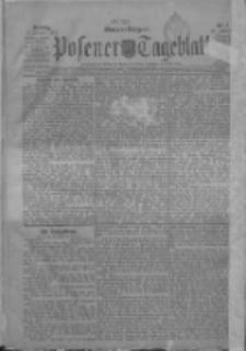 Posener Tageblatt 1911.01.01 Jg.50 Nr1