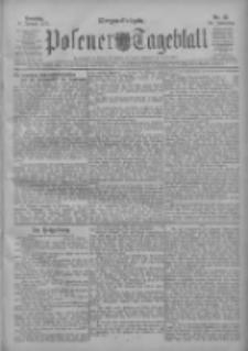 Posener Tageblatt 1911.01.08 Jg.50 Nr13