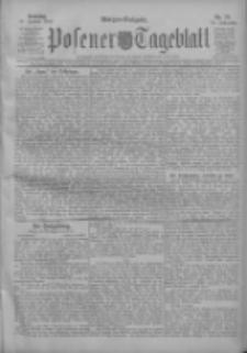 Posener Tageblatt 1911.01.15 Jg.50 Nr25