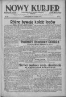 Nowy Kurjer: dziennik poświęcony sprawom politycznym i społecznym 1938.09.02 R.49 Nr200