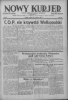 Nowy Kurjer: dziennik poświęcony sprawom politycznym i społecznym 1938.12.10 R.49 Nr282