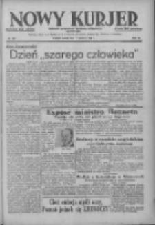 Nowy Kurjer: dziennik poświęcony sprawom politycznym i społecznym 1938.12.17 R.49 Nr288