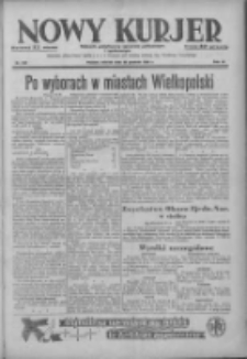 Nowy Kurjer: dziennik poświęcony sprawom politycznym i społecznym 1938.12.20 R.49 Nr290