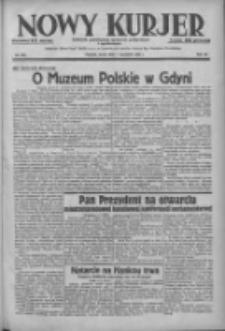 Nowy Kurjer: dziennik poświęcony sprawom politycznym i społecznym 1938.09.07 R.49 Nr204