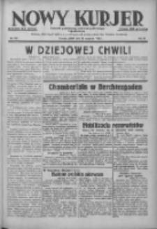 Nowy Kurjer: dziennik poświęcony sprawom politycznym i społecznym 1938.09.16 R.49 Nr212