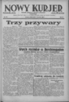 Nowy Kurjer: dziennik poświęcony sprawom politycznym i społecznym 1938.09.17 R.49 Nr213