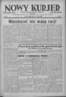 Nowy Kurjer: dziennik poświęcony sprawom politycznym i społecznym 1938.09.21 R.49 Nr216