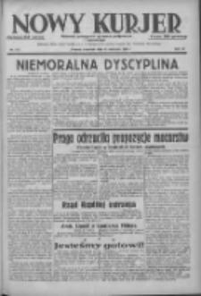 Nowy Kurjer: dziennik poświęcony sprawom politycznym i społecznym 1938.09.22 R.49 Nr217