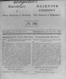 Amtsblatt der Königlichen Preussischen Regierung zu Bromberg. 1843.05.19 No.20