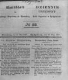 Amtsblatt der Königlichen Preussischen Regierung zu Bromberg. 1844.05.31 No.22