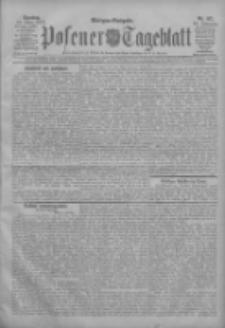 Posener Tageblatt 1907.03.10 Jg.46 Nr117