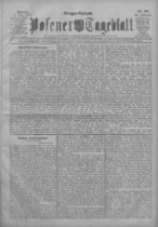 Posener Tageblatt 1907.03.03 Jg.46 Nr105