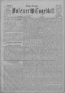 Posener Tageblatt 1907.03.24 Jg.46 Nr141