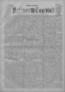 Posener Tageblatt 1907.06.02 Jg.46 Nr253