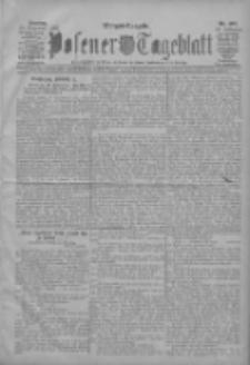 Posener Tageblatt 1907.09.29 Jg.46 Nr457