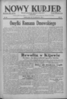 Nowy Kurjer: dziennik poświęcony sprawom politycznym i społecznym 1938.10.12 R.49 Nr234