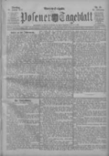 Posener Tageblatt 1911.01.10 Jg.50 Nr15
