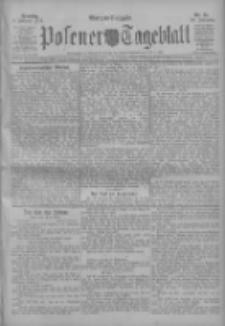 Posener Tageblatt 1911.02.05 Jg.50 Nr61
