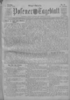 Posener Tageblatt 1911.02.19 Jg.50 Nr85