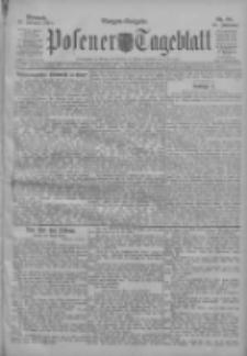 Posener Tageblatt 1911.02.22 Jg.50 Nr89