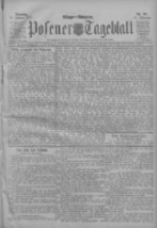 Posener Tageblatt 1911.02.28 Jg.50 Nr99