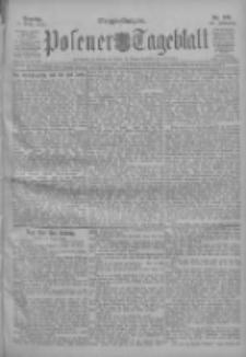Posener Tageblatt 1911.03.05 Jg.50 Nr109