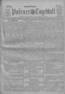 Posener Tageblatt 1911.03.07 Jg.50 Nr111