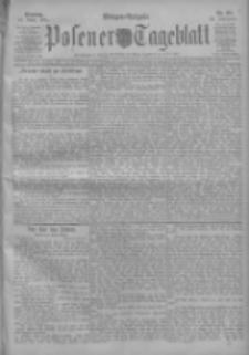 Posener Tageblatt 1911.03.12 Jg.50 Nr121