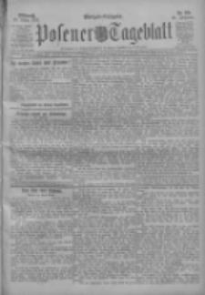 Posener Tageblatt 1911.03.15 Jg.50 Nr125