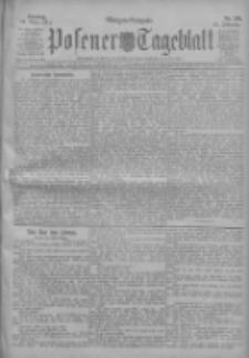 Posener Tageblatt 1911.03.19 Jg.50 Nr133