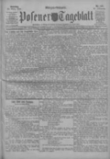 Posener Tageblatt 1911.03.26 Jg.50 Nr145