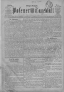 Posener Tageblatt 1907.01.01 Jg.46 Nr1