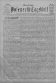 Posener Tageblatt 1907.01.07 Jg.46 Nr10