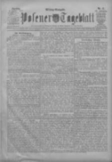 Posener Tageblatt 1907.01.08 Jg.46 Nr12