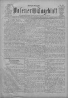Posener Tageblatt 1907.01.09 Jg.46 Nr13