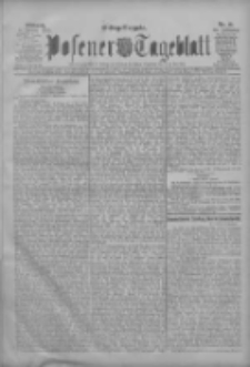 Posener Tageblatt 1907.01.09 Jg.46 Nr14