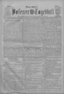 Posener Tageblatt 1907.01.11 Jg.46 Nr17